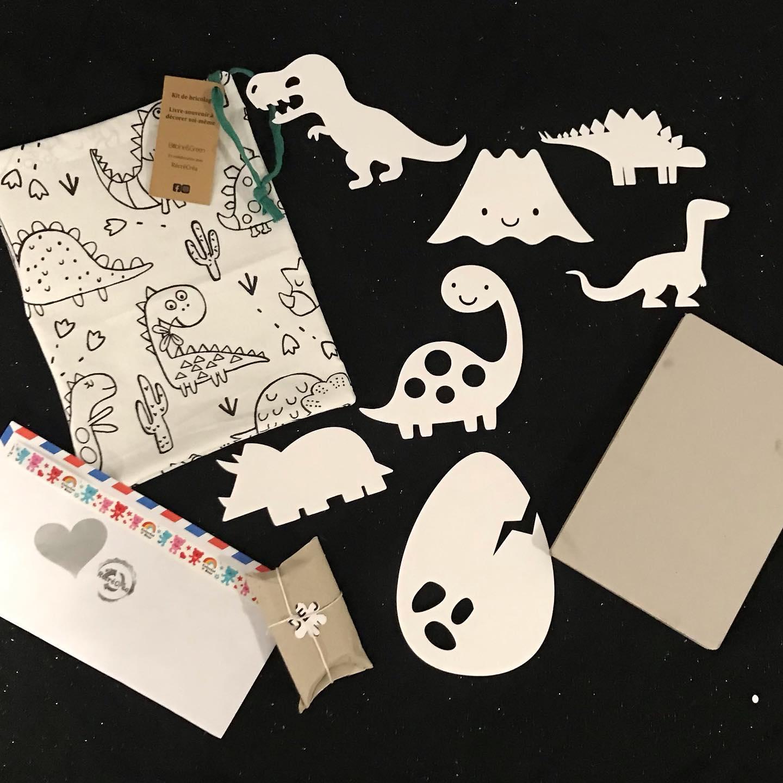 Kit Dinosaure